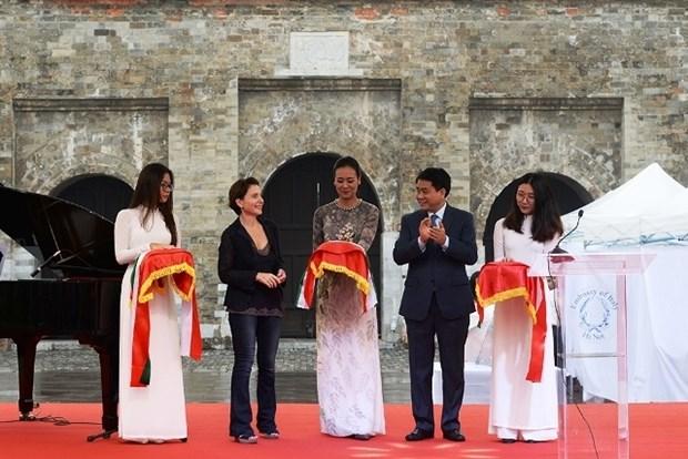 A la decouverte de la culture italienne au cœur de Hanoi hinh anh 1