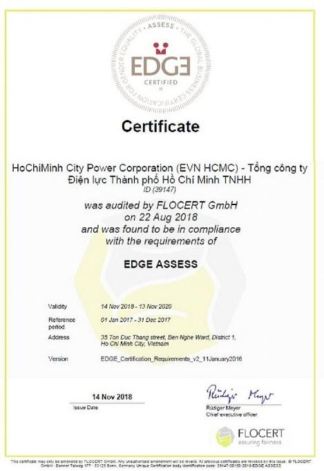 La premiere entreprise vietnamienne a recevoir le certificat mondial d'egalite des genres hinh anh 1