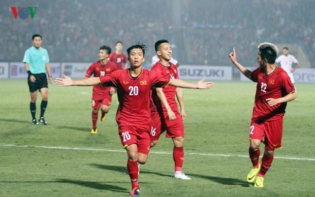 AFF Suzuki 2018: Les medias etrangers apprecient la victoire de la selection vietnamienne hinh anh 1