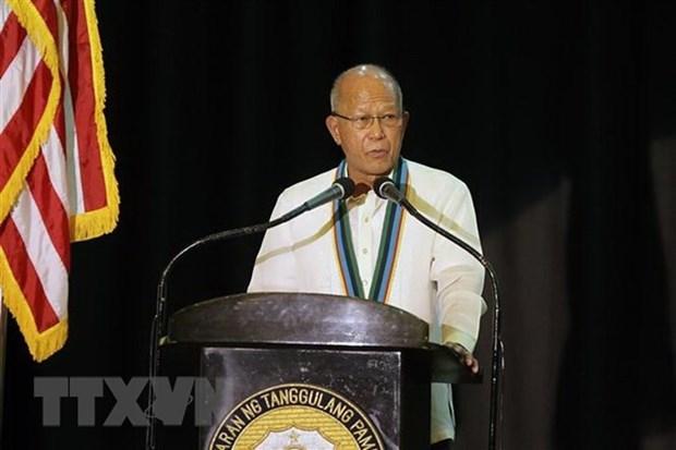 Les Philippines et le Japon organisent un exercice maritime conjoint hinh anh 1