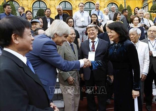 Musique : le Vietnam continue a renforcer la cooperation internationale hinh anh 1