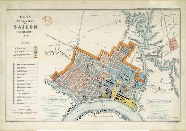 La semaine du livre celebrant le 320e anniversaire de Saigon-Cho Lon-Gia Dinh-HCM-Ville hinh anh 1