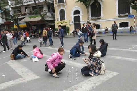 Le grand retour des jeux traditionnels a Hanoi hinh anh 1