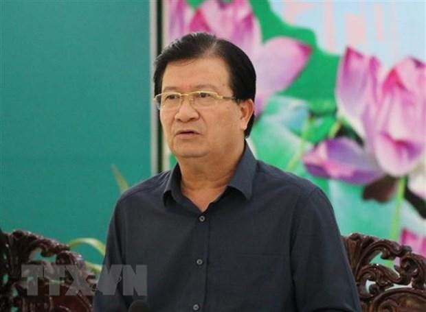 Le Vietnam attache toujours de l'importance aux relations avec la R. de Coree hinh anh 1