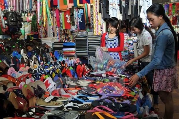Ouverture de la 18eme foire economique et commerciale a la frontiere Vietnam-Chine hinh anh 1