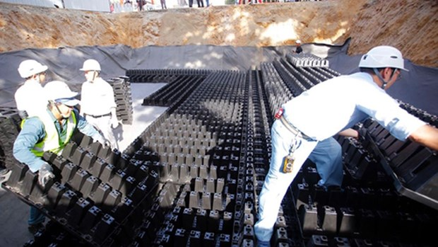 Ho Chi Minh-Ville va construire 6 reservoirs souterrains anti-inondation hinh anh 1