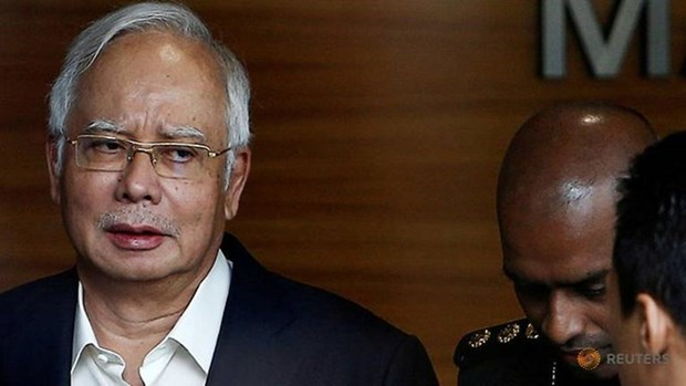 Malaisie : Arrestation de l'ancien Premier ministre Najib Razak hinh anh 1