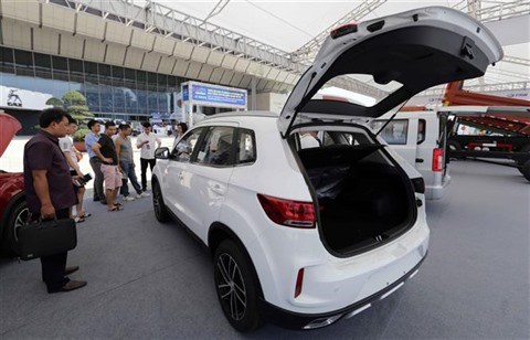 Automobile: situation contrastee a la fin d'annee hinh anh 1