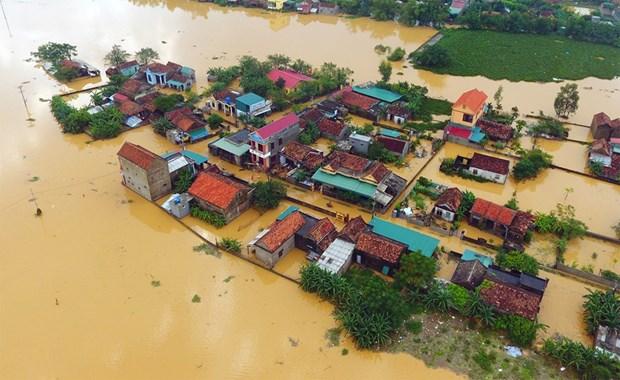 Germanwatch: Le Vietnam parmi les 10 pays les plus touches par le dereglement climatique hinh anh 1