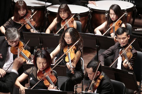 Concert de Noel a Ho Chi Minh-Ville hinh anh 1