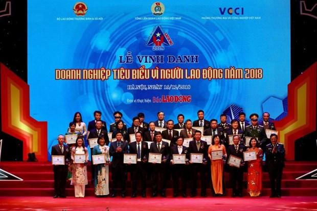 Responsabilite societale des entreprises: 60 entreprises a l'honneur hinh anh 1