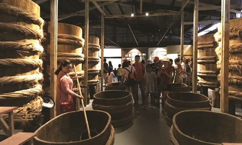 A Phan Thiet, le nuoc mam a son musee hinh anh 1