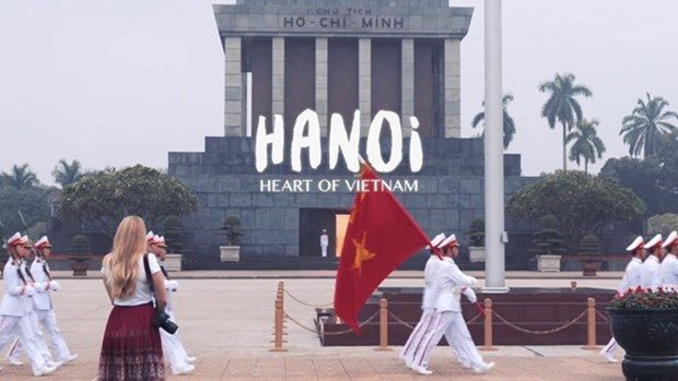 Promotion de l'image de Hanoi sur la chaine CNN, un des 10 evenements marquants de la capitale hinh anh 1