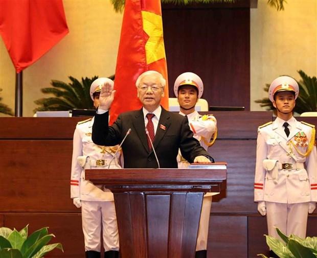 Information pour l'etranger: Les dix evenements les plus marquants de 2018 hinh anh 1