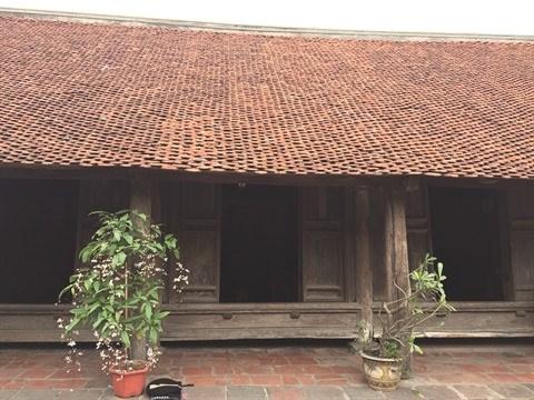 La maison traditionnelle, une architecture typique du Nord hinh anh 1