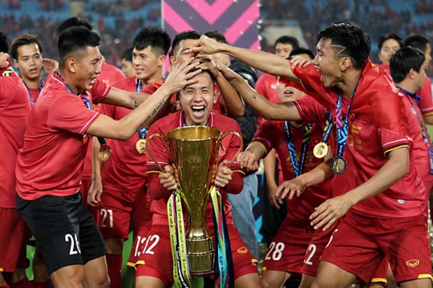 Le Vietnam pourrait creer la surprise au Championnat d'Asie de football 2019 hinh anh 1