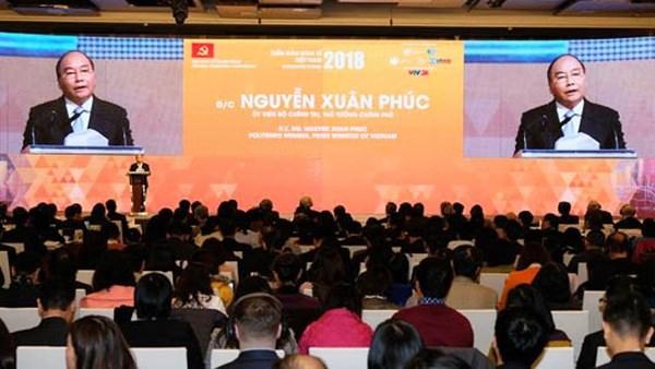 Le Vietnam prepare le Forum economique 2019 hinh anh 1