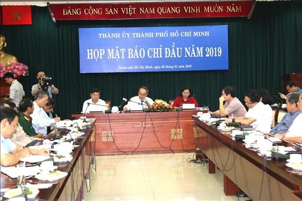 2019 sera l'annee decisive pour la reforme administrative de HCM-Ville hinh anh 1