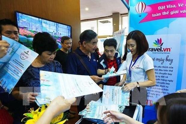 Foire internationale du tourisme du Vietnam 2019 sur le theme