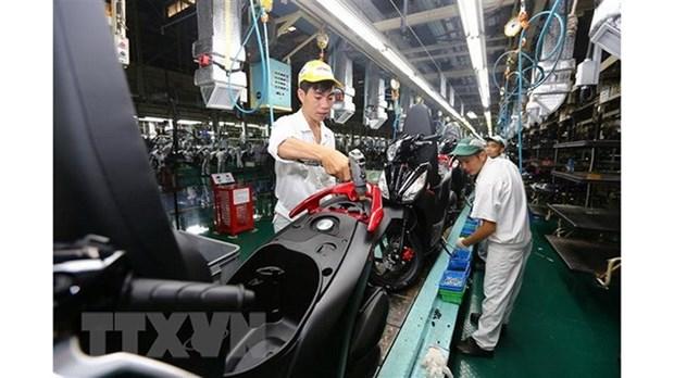 Fitch Solutions : Le Vietnam enregistre sa plus forte croissance depuis 10 ans hinh anh 1