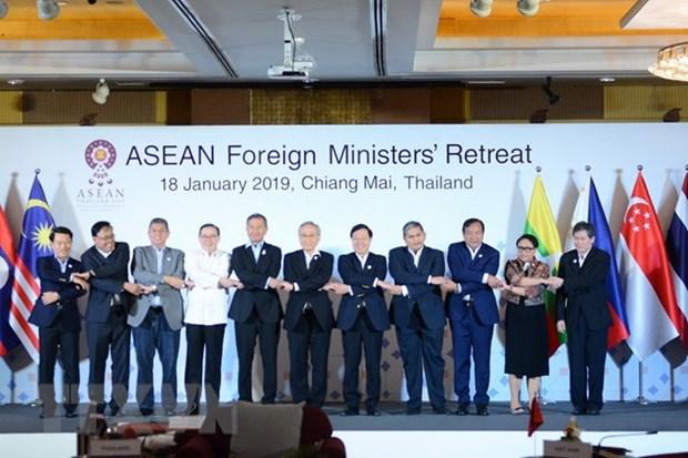 Ouverture de la conference restreinte des ministres des Affaires etrangeres de l'ASEAN 2019 hinh anh 1