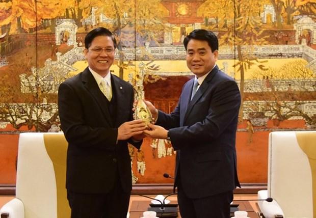 Hanoi respecte et facilite les operations des religions  hinh anh 1