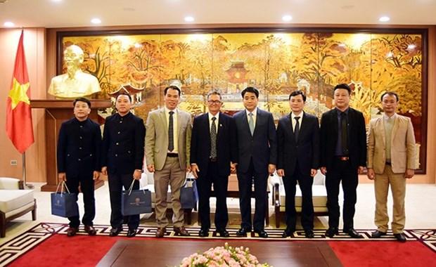 Hanoi respecte et facilite les operations des religions  hinh anh 2