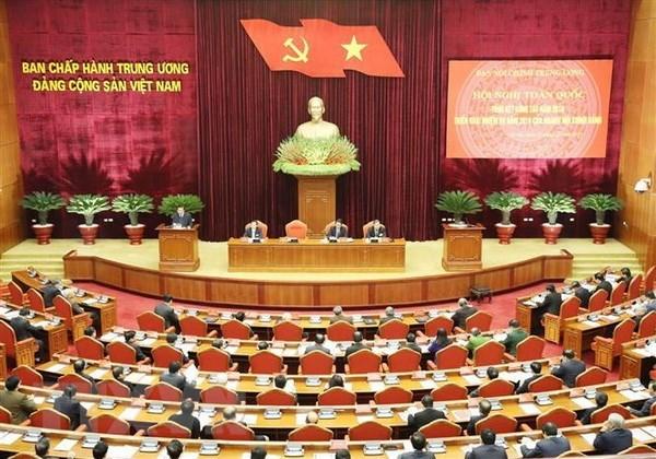 La Commission centrale des Affaires interieures du Parti contribue a la lutte contre la corruption hinh anh 1