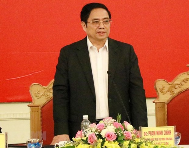 Vers le 13e Congres du Parti : Premiere reunion du sous-comite des statuts du Parti hinh anh 1