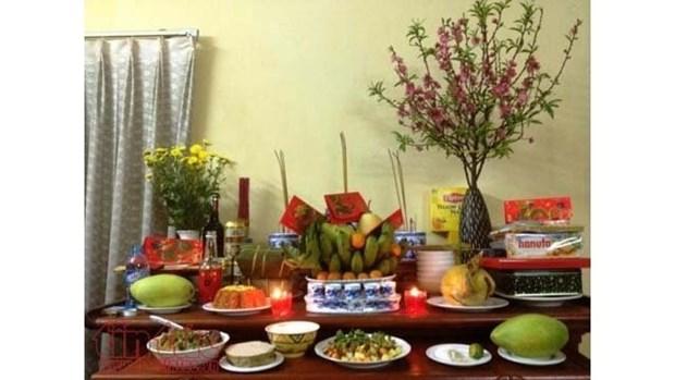La pratique du culte des ancetres a la veille du Nouvel An hinh anh 1