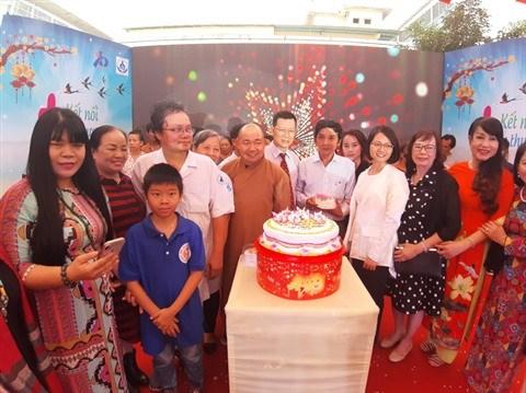 Les hopitaux de Ho Chi Minh-Ville se mobilisent pour le Tet des patients hinh anh 1