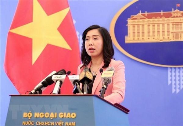 Le Vietnam salue le 2e sommet entre les Etats-Unis et la RPDC hinh anh 1
