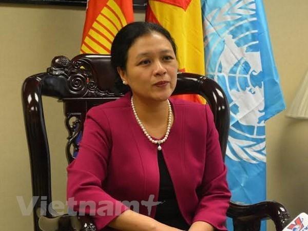 Le Vietnam consolidera la diplomatie populaire hinh anh 1