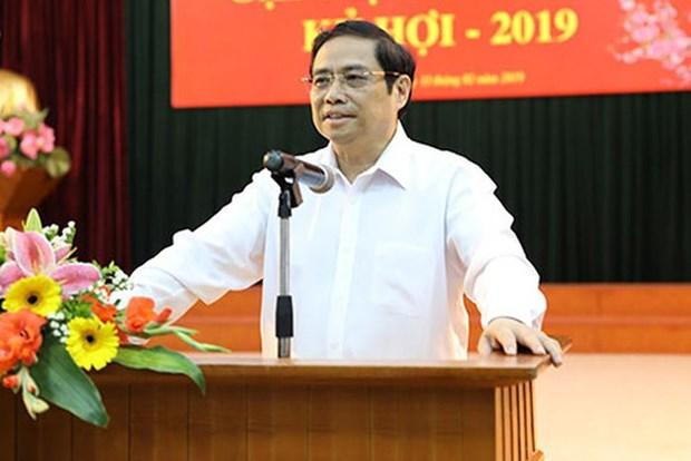Preparation des candidatures pour les congres locaux du Parti hinh anh 1