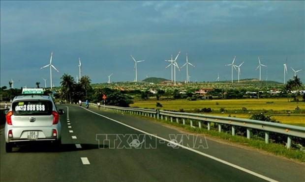 Quang Tri: plus de 225 millions d'USD a investir dans des projets eoliens hinh anh 1