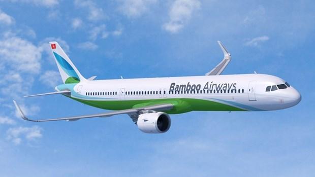 Bamboo Airways ouvrira des vols vers Taiwan (Chine) et la R. de Coree hinh anh 1