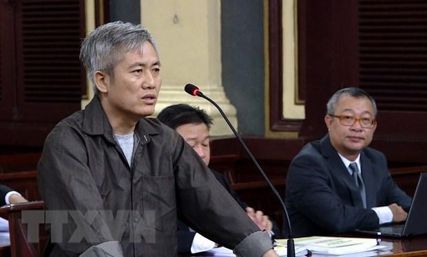 Ho Chi Minh-Ville : Proces en appel pour « Activites subversives contre le pouvoir populaire » hinh anh 1