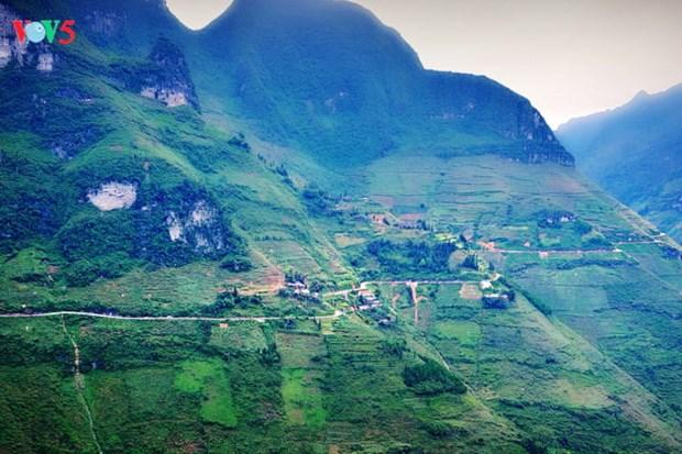 Ha Giang promeut son tourisme dans la region du Centre hinh anh 1
