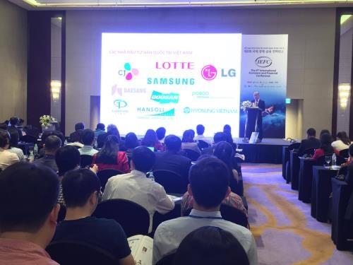 Promouvoir la cooperation economique et financiere entre le Vietnam et la R. de Coree hinh anh 1
