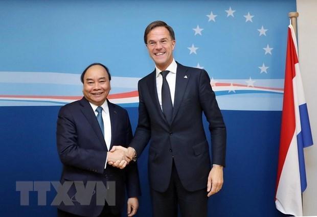 Le Vietnam et les Pays-Bas devraient mettre en place un partenariat integral hinh anh 1