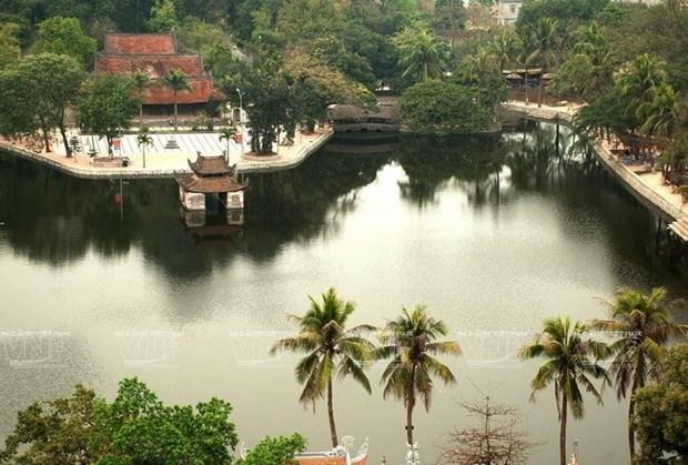 La fete de la pagode Thay 2019: Restauration des valeurs culturelles uniques hinh anh 1