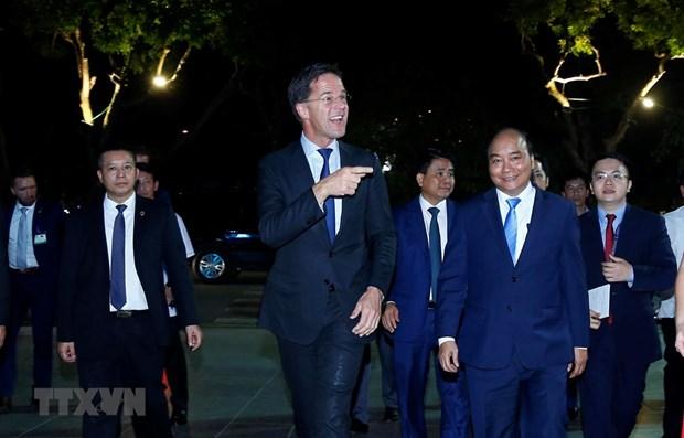 Premier ministre Mark Rutte : Le peuple vietnamien a un ami en Europe hinh anh 1