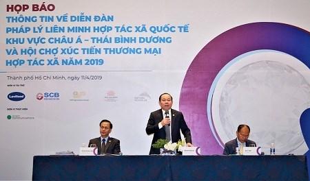 Creer un cadre juridique pour les produits des cooperatives vietnamiennes hinh anh 1