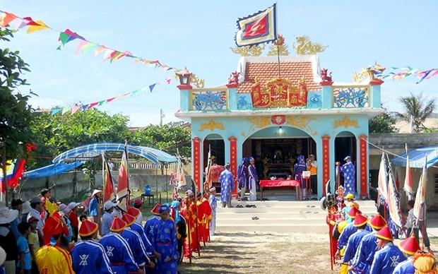 Preservation des valeurs culturelles de l'ancien village de peche de Nhon Ly hinh anh 1