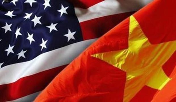 Une delegation d'assistants parlementaires americains au Vietnam hinh anh 1