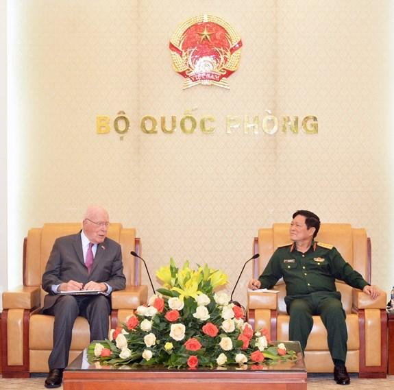 Des senateurs americains en visite au Vietnam hinh anh 1