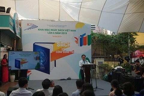 Ho Chi Minh-Ville: De nombreuses activites pour celebrer la Journee vietnamienne du livre hinh anh 1