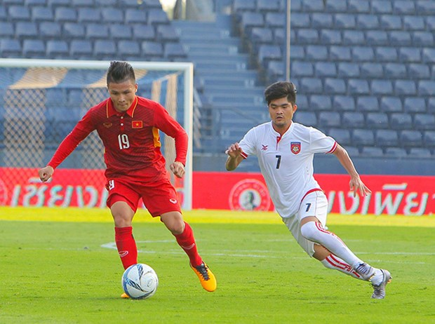 L'equipe vietnamienne des moins de 23 ans disputera un match amical contre le Myanmar en juin hinh anh 1