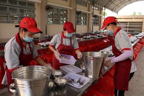 Coordination etroite dans la gestion de la securite alimentaire hinh anh 1