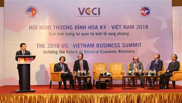 Bientot le Sommet d'affaires Etats-Unis – Vietnam 2019 hinh anh 1